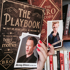 Os livros de Barney Stinson, de How I Met Your Mother