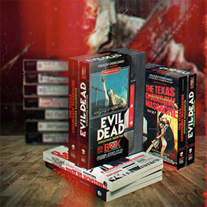 Box Terror VHS: guardando seus clássicos onde deveria
