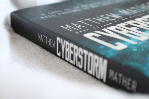 resenha livro cyberstorm, cyberstorm aleph, ficcao cientifica pos apolcalipse