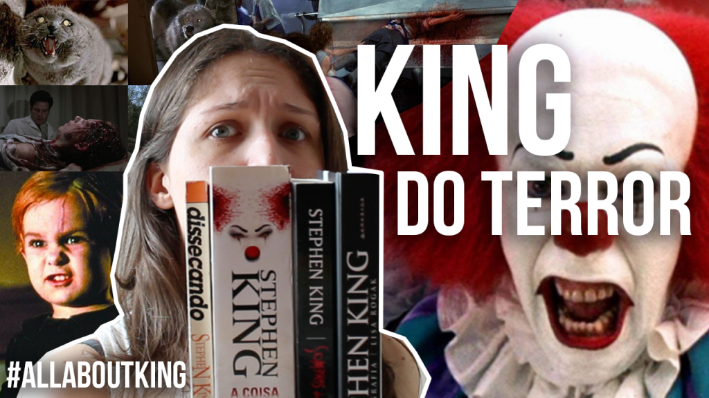 5 livros do Stephen King