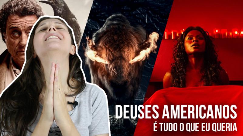 REVIEW DA SÉRIE AMERICAN GODS