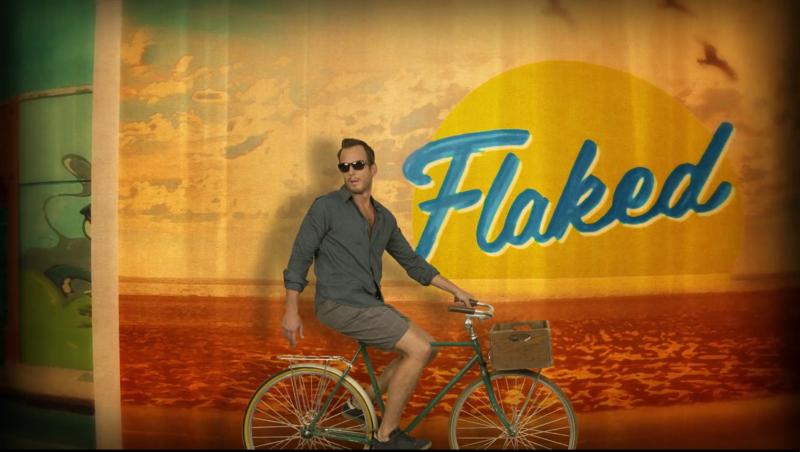 Flaked, um original Netflix