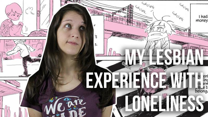 MY LESBIAN EXPERIENCE WITH LONELINESS, MANGÁ DA NAGATA KABI