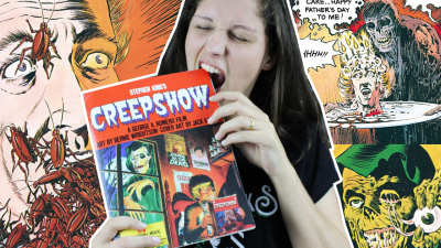 CREEPSHOW NA DARKSIDE BOOKS